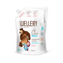 WELLERY Care Natural, 0.9 л